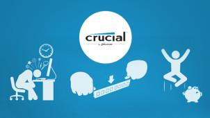 Support technique gratuit chez Crucial