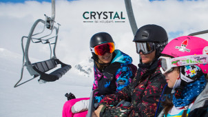 2 for 1 on Lift Passes at Crystal Ski Holidays