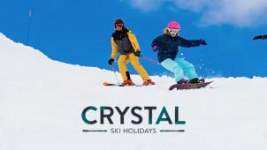 2 for 1 on Lift Passes at Crystal Ski Holidays