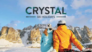 Up to 40% Off Selected Breaks at Crystal Ski Holidays