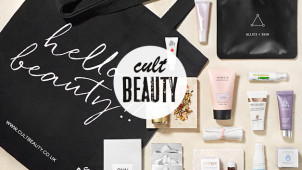 Free Delivery on Orders Over £15 at Cult Beauty