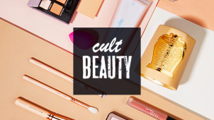 15% Off First Orders Over £20 at Cult Beauty