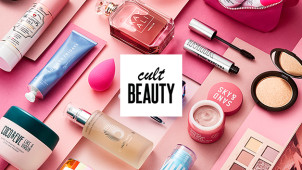 Shop the Sale 50% Off Selected Orders at Cult Beauty