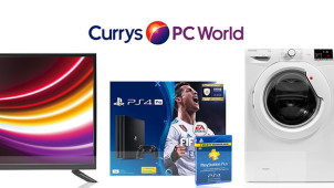 £10 Gift Card with Home Delivery Orders Over £200 at Currys PC World