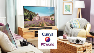 £15 Gift Card with Orders Over £300 at Currys PC World