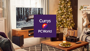 £100 Off Selected TV's + £15 Gift Card with Orders Over £300 at Currys PC World