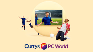 1 in 20 Chance to Win Your Money Back on TV Orders including Samsung at Currys PC World