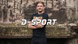 Slevový kupon -120 Kč při nákupu nad 1000 Kč od D-sport.cz
