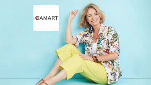 £10 Off Orders Over £40 at Damart
