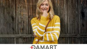 25% Off New Customer Orders at Damart
