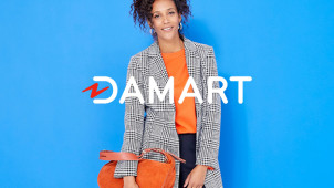 15% Off First Orders + Free Delivery at Damart