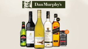 Free Delivery on Orders Over $300 at Dan Murphy's
