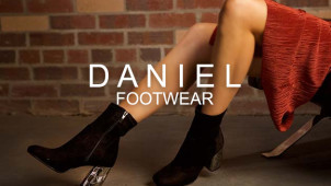 Get an Extra 5% Off the 50% Off Black Friday Sale at Daniel Footwear