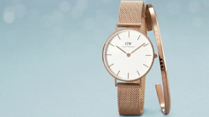Gift Sets from £149 at Daniel Wellington