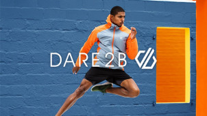 Up to 75% Off Warehouse Clearance at Dare2b