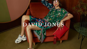 Free Delivery on Orders Over $100 at David Jones