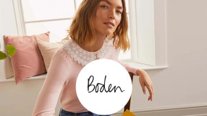 20% Discounts on all Womenswear and Menswear at Boden