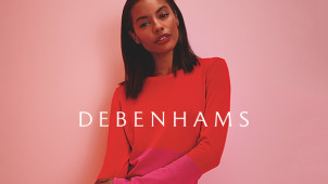 £10 of Points with Beauty Orders Over £50 Plus Free Delivery on Selected Beauty Orders at Debenhams