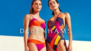 10% Off First Orders at Debenhams