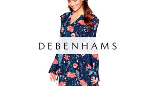 10% Off Orders Over €50 at Debenhams.ie