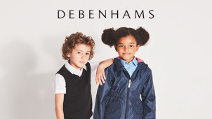 Bank Holiday Event - Find 30% Off Toys and Kidswear at Debenhams.ie