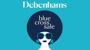 Find 70% Off in the Blue Cross Further Reductions Sale at Debenhams.ie