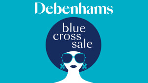 Up to 70% Off in the Blue Cross Sale at Debenhams
