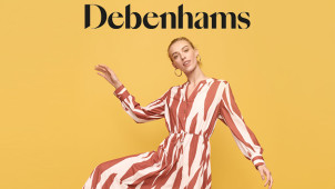 10% Off Orders Over €50 at Debenhams.ie