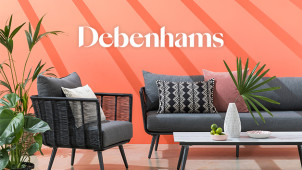 £5 Gift Card with Orders Over £70 at Debenhams