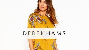 £15 Off Blow LTD Bookings at Debenhams