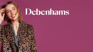 10% Off Orders Over £70 at Debenhams