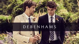 10% Off Plus a Free £10 Gift Card at Debenhams Wedding Insurance
