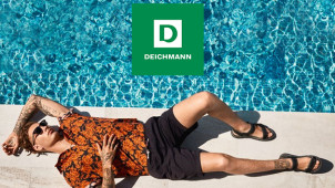 10% Off Orders Over £40 at Deichmann