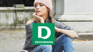 25% Off Orders Over £25 at Deichmann