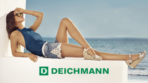 £10 Off Orders Over £45 at Deichmann