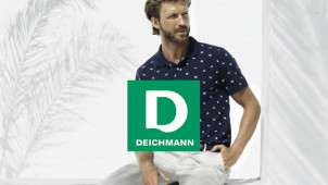 £5 Off First Order with Newsletter Sign-up at Deichmann