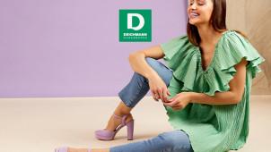 Tous les nouveaux clients profitent de -10% chez Deichmann