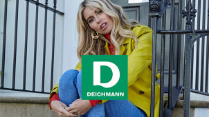 50% Off All Sale Shoes at Deichmann