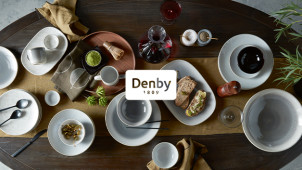 £5 Off Spends Over £50 at Denby