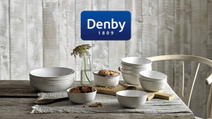 Up to 40% Off in the Spring Sale at Denby