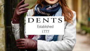 £5 Gift Card with Orders Over £40 at Dents