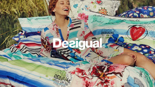 10% Off Orders with Newsletter Sign Ups at Desigual