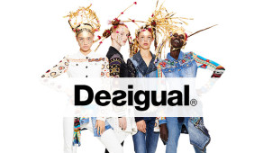 Up to 50% Off Selected Items at Desigual