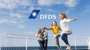 £15 Gift Card with Upfront Bookings Over £100 at DFDS Seaways