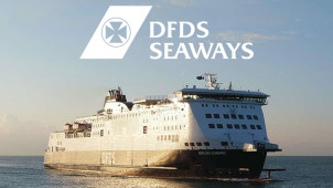 £15 Gift Card with Upfront Bookings Over £150 at DFDS Seaways