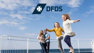 20% Korting op 5-daagse retour naar Dover met DFDS