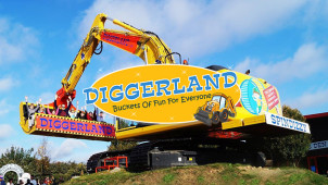 Up to £3 Off with Advance Online Booking at Diggerland