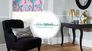 Free Standard Delivery on Orders Over £125 at Direct Blinds