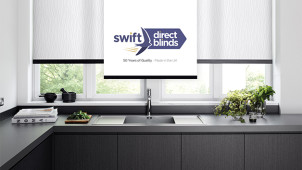 £10 Gift Card with Orders Over £80 at Swift Direct Blinds