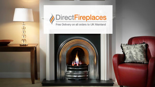 £15 Gift Card with Orders Over £500 at Direct Stoves